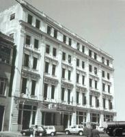 Erhaltung der historischen Fassade